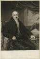Sir Thomas Bell, by William Dickinson, after  Maria, Lady Bell (née Hamilton) - NPG D31652