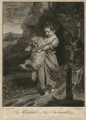 Hester Frances (née Cholmondeley), Lady Bellingham ('The Honourable Miss Cholmondeley'), by Giuseppe Filippo Liberati ('Joseph') Marchi, published by  Ryland and Bryer, after  Sir Joshua Reynolds - NPG D31656