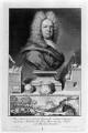 Ambrose Godfrey the Elder, by George Vertue, after  Johann Rudolph Schmutz - NPG D9002
