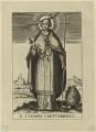 Thomas Becket, by Unknown artist - NPG D23966