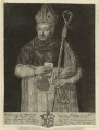 Walter of Merton, Bishop of Rochester, by John Faber Sr - NPG D23974