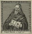 Roger Bacon, after Unknown artist - NPG D23979