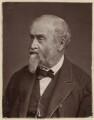 William Harrison Ainsworth, by Lock & Whitfield - NPG x19