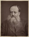 Wilkie Collins, by Lock & Whitfield - NPG x6326
