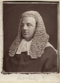 William Baliol Brett, 1st Viscount Esher, by Lock & Whitfield - NPG x32501
