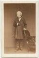 Sir William Atherton, by John & Charles Watkins - NPG x25260