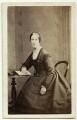 Angela Burdett-Coutts, Baroness Burdett-Coutts, by Peter Paul Skeolan - NPG x17021