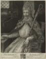 William Bateman, Bishop of Norwich, by John Faber Sr - NPG D24000