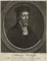 John Wyclif, by Richard Houston - NPG D24006