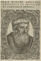 John Wycliffe, after Unknown artist - NPG D24011