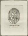 William Lyndwood, probably by John Thane - NPG D24017