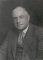 Sir Frank Noyce, by Walter Stoneman - NPG x166813