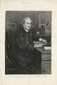 Edward White Benson, by Henry Sigismund Uhlrich, published by  The Graphic, after  Lance Calkin - NPG D31673
