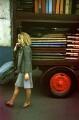 Pauline Boty, by Michael Seymour - NPG x88192