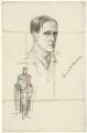 Sir Francis Robert ('Frank') Benson, after Howard van Dusen, and after  John Hassall - NPG D31674
