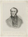 Lord George Cavendish Bentinck, by C.B., after  Antoine Claudet - NPG D31676