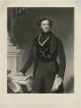 Lord George Cavendish Bentinck, by Samuel William Reynolds, after  Samuel Lane - NPG D31677