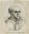 John Alcock, published by Edward Harding - NPG D24042