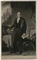 James Bentley, by Thomas Goff Lupton, after  John Prescott Knight - NPG D31683
