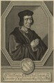 Sir John Fortescue, by William Faithorne - NPG D24045