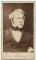 Henry John Temple, 3rd Viscount Palmerston, by (George) Herbert Watkins - NPG x11978