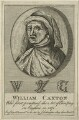 William Caxton, by J. Lockington - NPG D24080