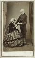 Charlotte Keble (née Clarke); John Keble, by Preston & Poole - NPG Ax7501