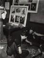 Walter Hanlon's exhibition at the London Jazz Club, by Walter Hanlon - NPG x128882