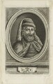 William Caxton, after Bagford - NPG D24087