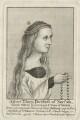 Agnes Howard (née Tilney), Duchess of Norfolk, published by John Thane - NPG D24097