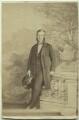 Sir (John) Bernard Burke, by Clarkington & Co (Charles Clarkington) - NPG Ax46457