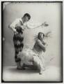 Pierre Vladimiroff; Lydia Kyasht, by Bassano Ltd - NPG x80131