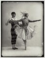 Pierre Vladimiroff; Lydia Kyasht, by Bassano Ltd - NPG x80135