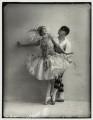Lydia Kyasht; Pierre Vladimiroff, by Bassano Ltd - NPG x80136