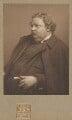 G.K. Chesterton, by James Craig Annan - NPG P1129