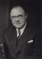 Arthur Creech Jones, by Walter Stoneman - NPG x166825