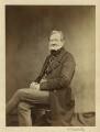 William Mulready, by Robert Howlett - NPG x21451