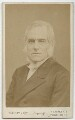 (John) Frederick Denison Maurice, by Elliott & Fry - NPG x3683