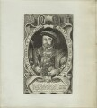 King Henry VIII, by Francis Delaram - NPG D24144