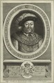 King Henry VIII, possibly by Robert White, after  Hans Holbein the Younger - NPG D24149