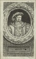 King Henry VIII, by George Vertue - NPG D24153