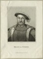 King Henry VIII, by E. Bocquet - NPG D24157