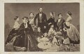 Prince Albert of Saxe-Coburg-Gotha, Queen Victoria and their children, after John Jabez Edwin Mayall - NPG Ax9571