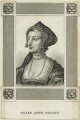 Unknown woman formerly known as Anne Boleyn, after Hans Holbein the Younger - NPG D24179