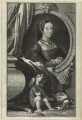 Catherine Howard, by Jacobus Houbraken, after  Hans Holbein the Younger - NPG D24183