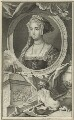 Jane Seymour, probably by Jacobus Houbraken - NPG D24184