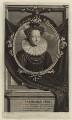 Katherine Parr, by Cornelis Martinus Vermeulen, after  Adriaen van der Werff - NPG D24192
