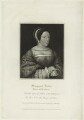 Marie d'Assigny, Madame de Canaples engraved as Margaret Tudor, by Thomas Cheesman, published by  Lackington, Hughes, Harding, Mavor & Jones, and  Longman, Hurst, Rees, Orme & Brown, after  Jean Clouet - NPG D24196