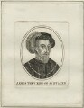 James V of Scotland, after Unknown artist - NPG D24201