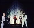 Duran Duran (Nick Rhodes; Andy Taylor; Simon Le Bon; John Taylor; Roger Taylor (Roger Meddows-Taylor)), by Andy Earl - NPG x88186